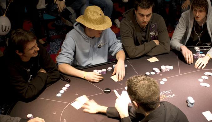 poker training